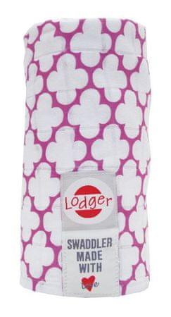Lodger Multifunkční osuška Swaddler, Mauve