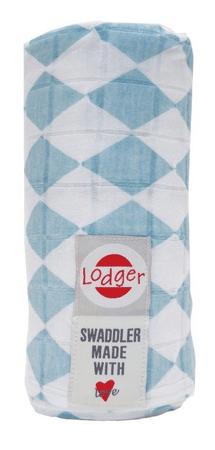 Lodger Multifunkční osuška Swaddler, Silvercreek