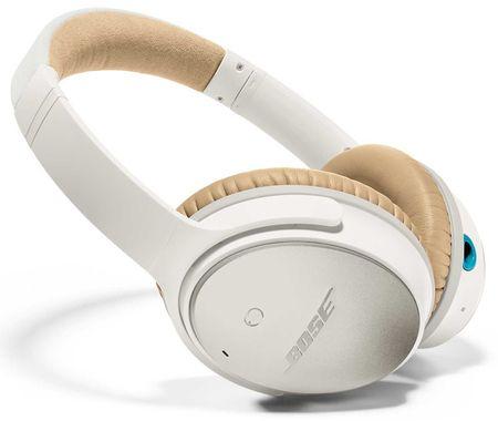 Bose slušalke Quiet Comfort 25, bele