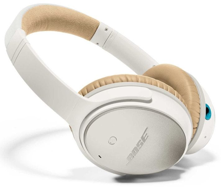 Bose QuietComfort 25 Apple (White)