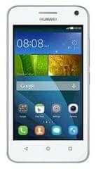 Huawei Y360, Dual SIM, biely