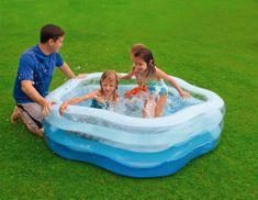 Intex napihljiv bazen Roža 56495