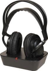 PANASONIC RP-WF830E-K Vezeték nélküli fejhallgató
