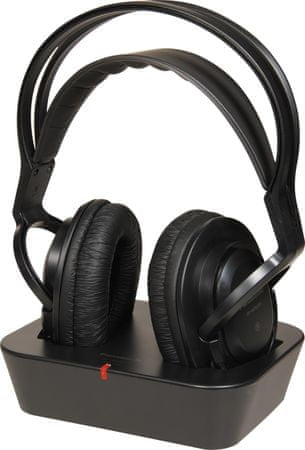 PANASONIC RP-WF830E-K Vezeték nélküli fejhallgató  2e2f45c09d