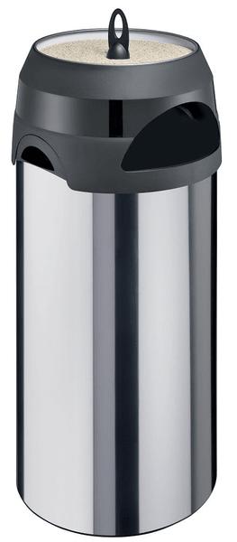 Meliconi Venkovní koš s popelníkem 60 l