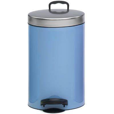 Meliconi Odpadkový koš Pedal Bin 14 l modrá