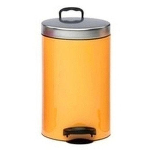 Meliconi Odpadkový koš Pedal Bin 14 l oranžová