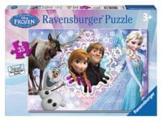 Ravensburger Puzzle Kraina lodu Disney Frozen 35 el.