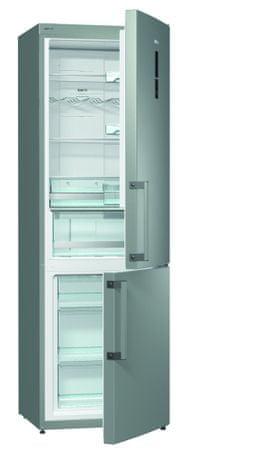 Gorenje kombinirani hladilnik NRK6192MX