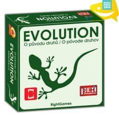PEXI Evoluce - O pôvode druhov