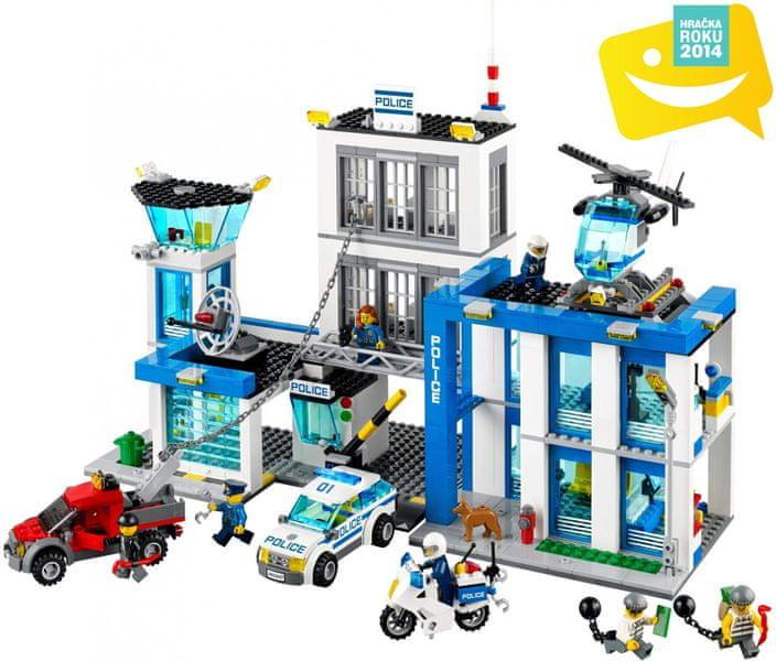 LEGO® CITY 60047 Policejní stanice