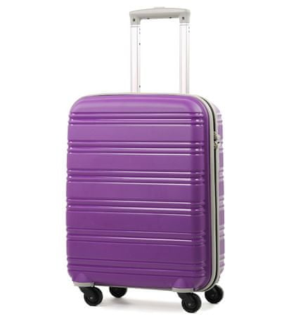 REAbags TR-0125/3-50 PP ROCK Bőrönd, Ibolya