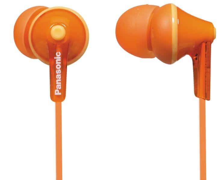 Panasonic RP-HJE125E-D (Orange)