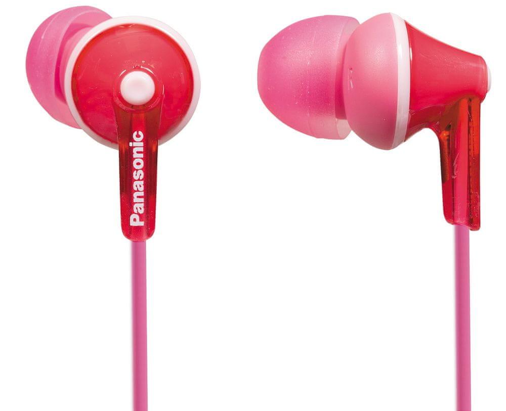 Panasonic RP-HJE125E-P sluchátka špunty (Pink)