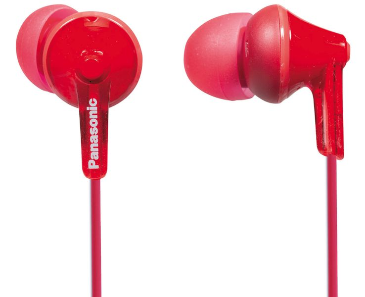Panasonic RP-HJE125E-R (Red)