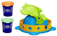 Play-Doh Otáčavá korytnačka s výberom formičiek