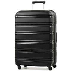 REAbags Cestovný kufor ROCK TR-0125/3-70 PP
