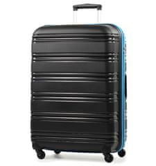 REAbags Cestovní kufr ROCK TR-0125/3-70 PP