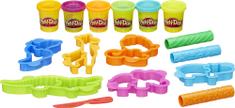 Play-Doh Zvieracie formičky