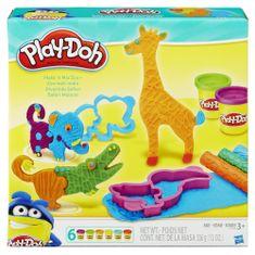 Play-Doh Živalski modelčki