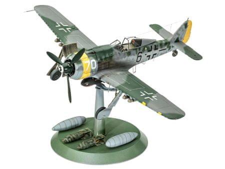Revell ModelKit letadlo 04869 - Focke Wulf Fw190 F-8 (1:32)