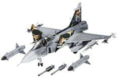 REVELL model samolotu Saab JAS 39C Gripen