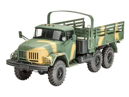 REVELL 03245 ModelKit ZiL-131 (NVA + Soviet Army) Modell, 1:35