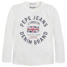 Pepe Jeans chlapecké tričko s dlouhým rukávem Theodore