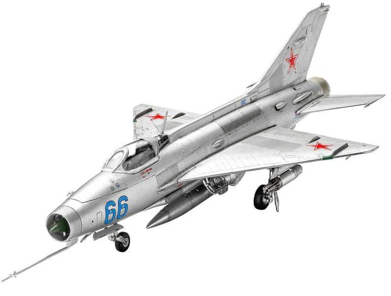 Revell ModelKit letadlo 03967 - MiG-21 F.13 (1:72)