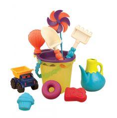 B.toys Sada hraček na písek v tašce