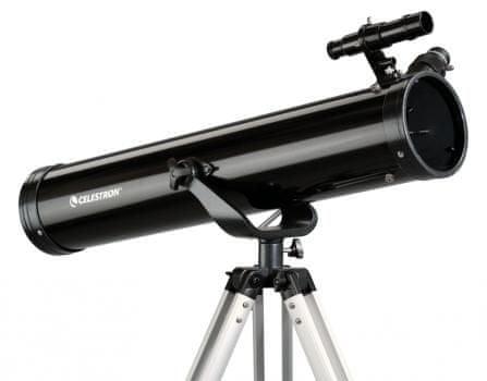 Celestron teleskop 21044 PowerSeeker 76 AZ