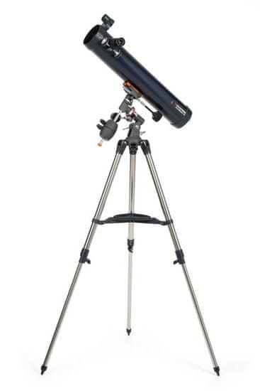 Celestron teleskop 31035 AstroMaster 76 EQ