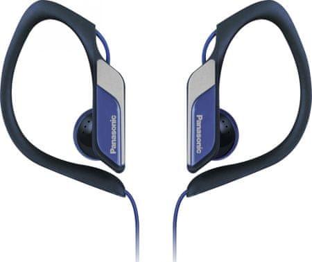 PANASONIC RP-HS34E-A Fülhallgató, Kék