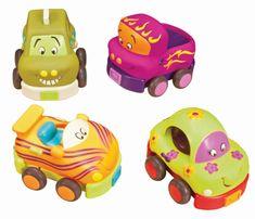 B.toys Samochodziki Wheee-Is