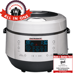 Gastroback 42526-Multi Cook Plus