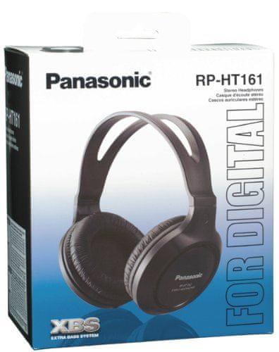 Panasonic RP-HT161E-K sluchátka