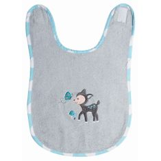 Bebe-jou Froté podbradník na suchý zips