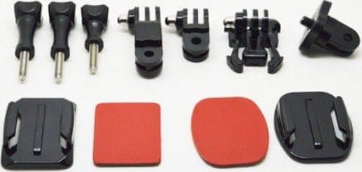 Apei Outdoor Adapter of Tripod Set (Set adaptérů pro kamery se závitem na stativ)