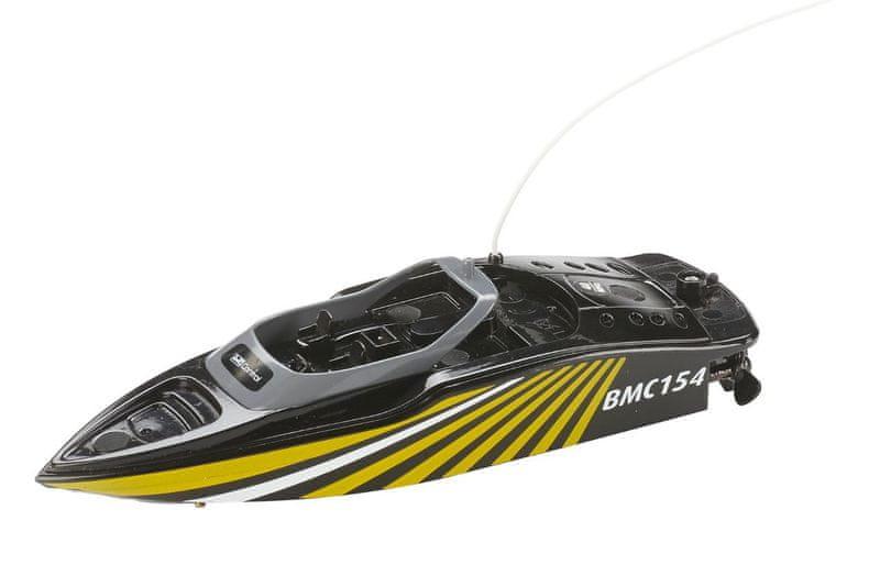 """Revell Loď 24132 Mini Boot """"BMC154"""" černá/žlutá"""