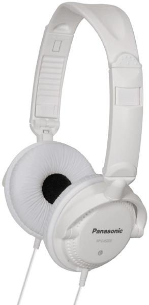 Panasonic RP-DJS200E-W (White)