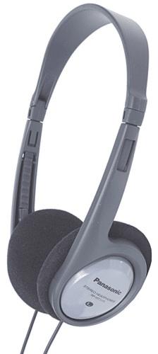 Panasonic RP-HT010E-A sluchátka, modrá