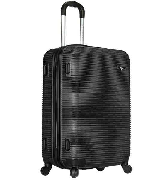 Sirocco Cestovní kufr T-1039/3-60 ABS černá