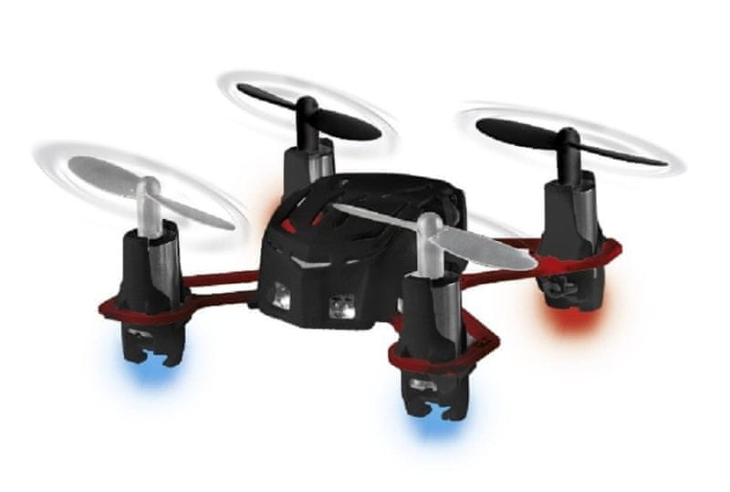 "Revell Vrtulník 23971 Mini Quadrocopter ""Nano Quad"" (black/orange)"
