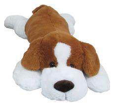 Mac Toys Plyšový psík 90 cm, hnedý