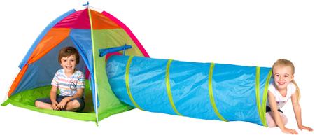 JOHN zestaw dwóch namiotów z tunelem