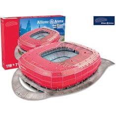 Nanostad 3D Puzzle stadion Germany - Allianz Arena