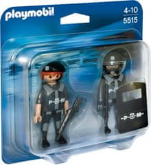 Playmobil 5515 Akcióban a TEK Duo Pack