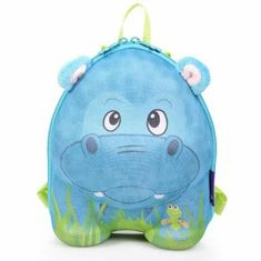 Okiedog nahrbtnik - Hippo