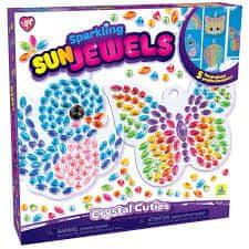 Orb Factory Sparkling Sun Jewels Crytal Cuties - set za okraševanje