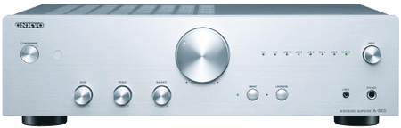 Onkyo stereo ojačevalnik a-9010, srebrn